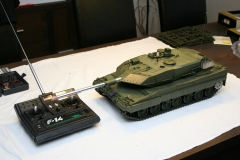 Leopard 2A6 med Full Option Kit