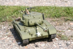 U.S. M26 Pershing T26E3 med Full-Option Kit